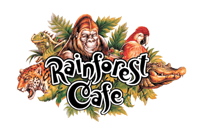 Rainforest Cafe Dubai